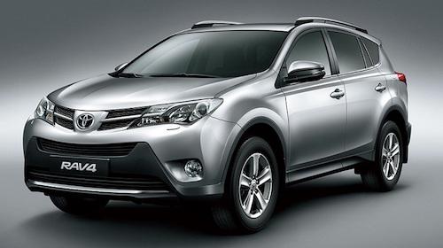 Продажи обновленного Toyota RAV4 в РФ стартуют 21 ноября