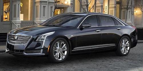 Cadillac выпустит гибридные версии большинства своих моделей