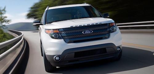 В России официально стартовали продажи нового Ford Explorer