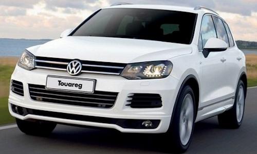 Третье поколение Volkswagen Touareg представят в 2017 году