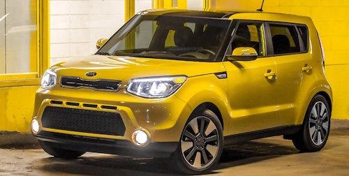 Kia отзывает 256 тысяч автомобилей Soul из-за проблем с рулевым управлением