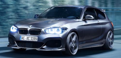 BMW оснастил 1-Series 400-сильным дизельным мотором с тремя турбинами