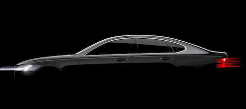 Презентация флагманского седана Volvo S90 состоится в январе