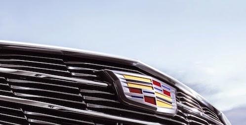 Cadillac logo