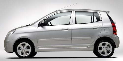 Сегмент автомобилей А-класса России продолжает падение