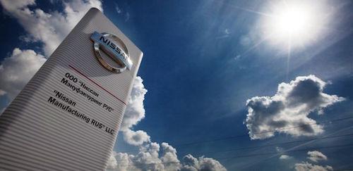 Nissan прекратил производство Teana и начал выпуск Qashqai в РФ