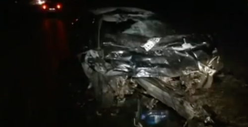 дтп на калужском шоссе 17.11.2015