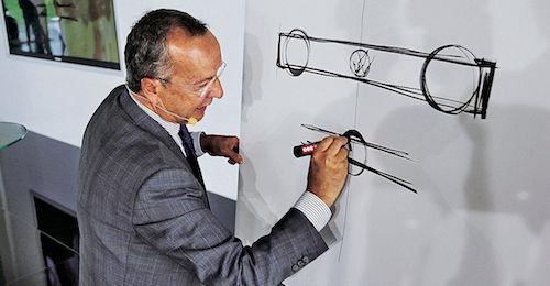 Шеф-дизайнер Volkswagen Group - Вальтер Да Силва уходит в отставку