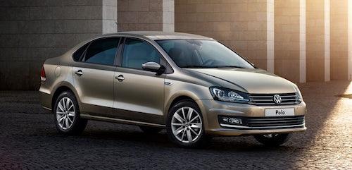 Volkswagen-Polo-Sedan