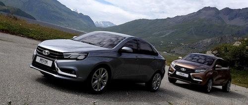 Все Lada Vesta и Lada XRay будут соответствовать стандарту Евро-6