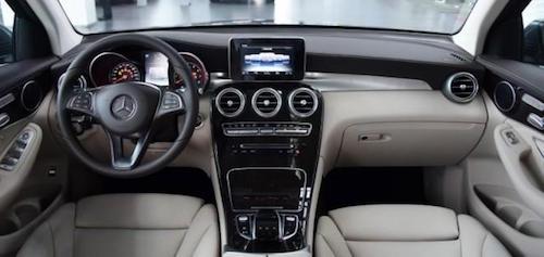На авторынок Китая вышел новый внедорожник Mercedes-Benz GLC