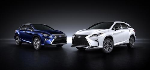 В России стартовал прием заказов на Lexus RX, объявлены цены