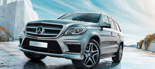 Кроссовер Mercedes-Benz GLS выйдет в продажу в марте 2016 года