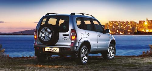 В распоряжении дилеров появилась Chevrolet Niva с двигателем «Евро-5»
