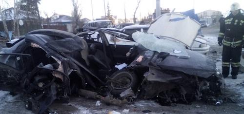 дтп в омске - 16.11.2015