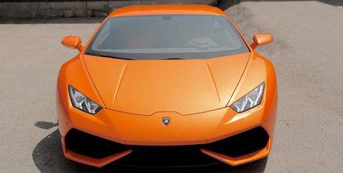 Заднеприводную версию Lamborghini Huracan представят в Лос-Анджелесе