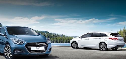 Hyundai реализовал 20 тысяч седанов i40 в РФ