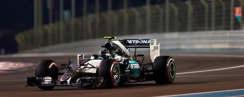 Ф-1. Результаты гонки Гран При Абу-Даби 2015 года