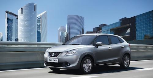 Suzuki выпустит 20 новых моделей за пять лет