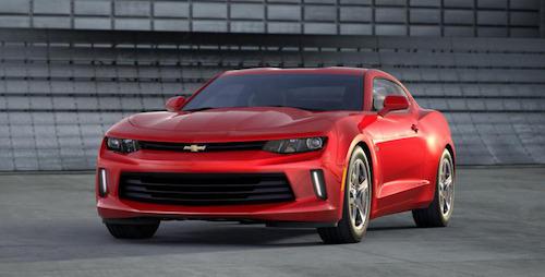 Chevrolet начал прием онлайн-заказов на новый Camaro 2016