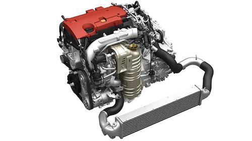 Honda расширит линейку своих турбомоторов