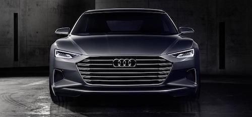 Audi представит загадочный концепт-кар в Лас-Вегасе
