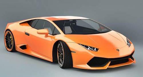 Lamborghini представила обновленный спорткар Huracan