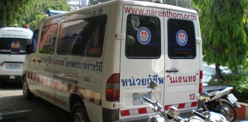 В ДТП с автобусом в Тайланде пострадали более 20 человек
