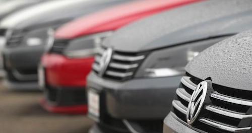 Volkswagen отзывает во Франции 940 тысяч автомобилей