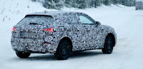 Audi представит в следующем году два новых кроссовера