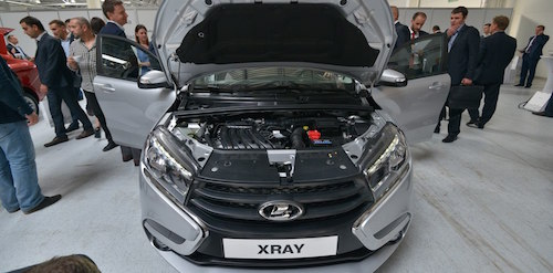 «АвтоВАЗ» готовится к началу серийного производства 1,8-литровых моторов