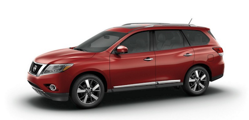 nissan pathfinder 2016 usa