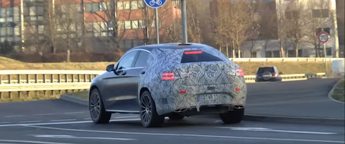 Mercedes-Benz GLC 450 AMG