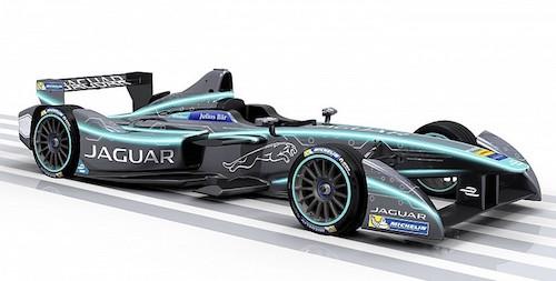 Компания Jaguar дебютирует Формуле-Е в 2016 году