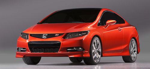Новый Honda Civic Si 2017 получит 230-сильный мотор