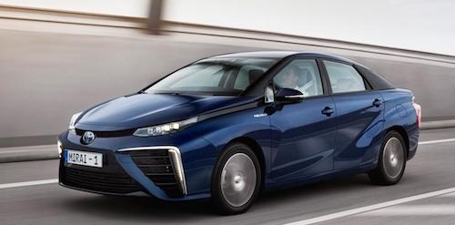 Очередь на покупку водородного Toyota Mirai в Японии растянулась на 3 года