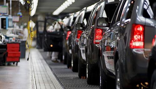 Honda увеличила производство в ноябре на 10,5%