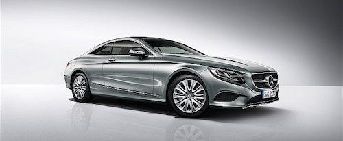 Mercedes-Benz представил самую доступную версию купе S-Class