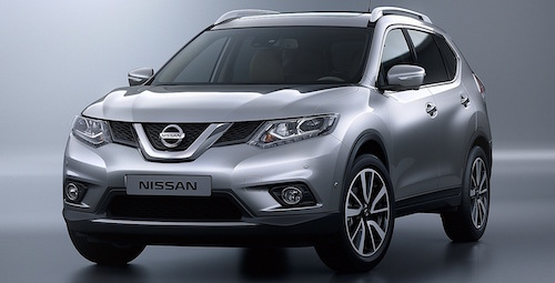 Nissan готовится к дебюту «заряженных» X-Trail, Sentra и Juke
