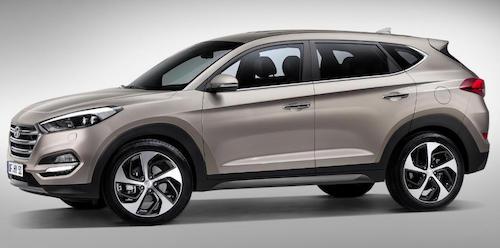 Объявлены украинские цены на кроссовер Hyundai Tucson