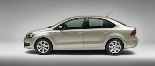 Volkswagen назовет новый доступный седан именем Ameo