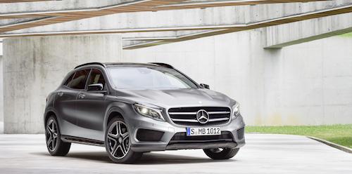 Mercedes-Benz готовит несколько обновлений GLA для США
