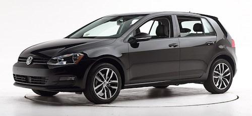 Volkswagen Golf получит новые 1,5-литровые моторы