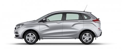С 15 февраля в 56 городах РФ стартуют продажи новой Lada XRay