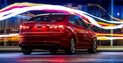 Hyundai объявила цены на Elantra шестого поколения