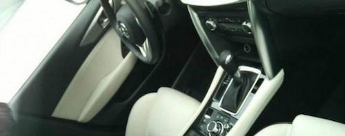Новый кроссовер Mazda CX-4 сфотографировали в Китае