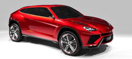 Lamborghini набирает сотрудников для производства Urus
