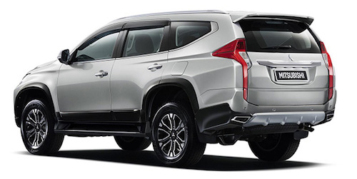 2016-Mitsubishi-Pajero-Sport-rear-side