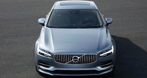 Новое поколение Volvo S60 дебютирует в 2017 или 2018 году