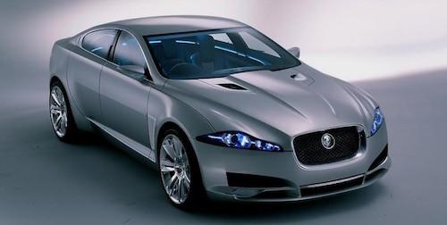 Jaguar XF получит полный привод в 2017 году